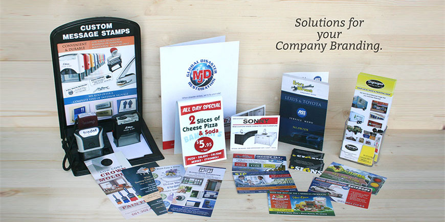 Promotional Products Printing Service